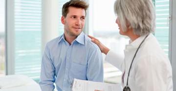 Диагностика повышенного пролактина у мужчин