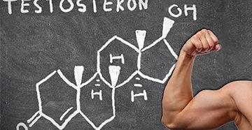 химическая формула тестостерона