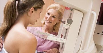злокачественные новообразования молочной железы