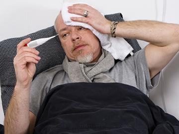 температура у мужчин