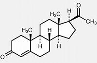 химическая формула прогестерона