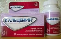 препарат кальцемин