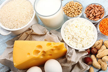 содержание триптофана в продуктах питания