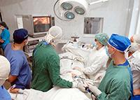 хирургическое вмешательство на яичниках