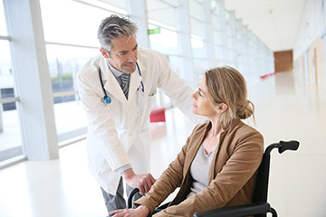 реабилитация пациентки