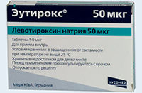 эутирокс 50