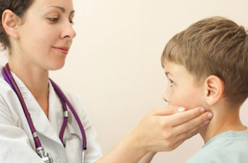 Гипотиреоз у ребенка