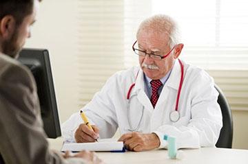 назначение курса лечения