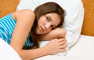 нарушение менструации у девочек