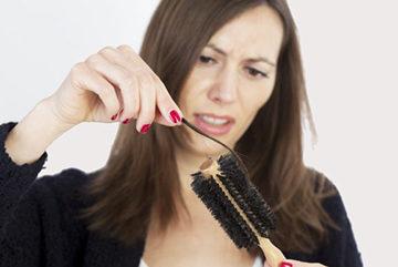 выпадение волос из-за прогестерона