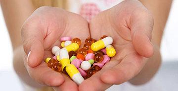 таблетки против воспаления яичников