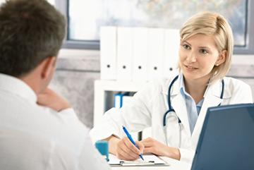 успешное лечение и назначение курса терапии
