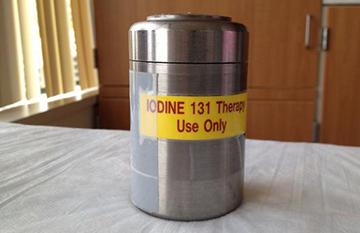 радиоактивный йод I-131 для лечения щитовидной железы