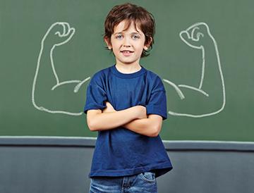 развитие мышц