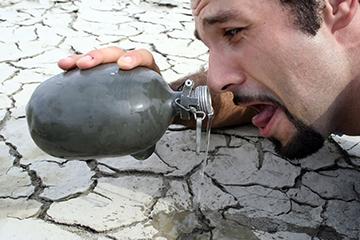 постоянная жажда у мужчины