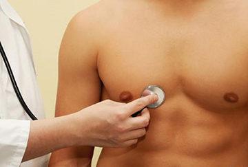 мастопатия молочных желез у мужчин