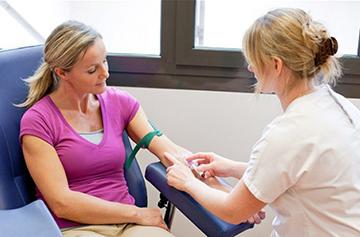 забор крови на гормональный анализ