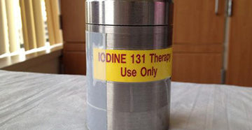 йод радиоактивный