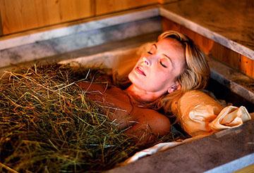 травяные ванны для здоровья и красоты