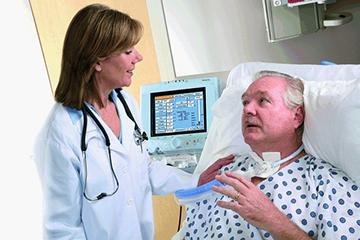пациент пришел на проведение процедуры внутривенного вливания кордарона