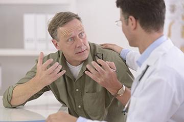 пациент рассказывает об эпилептических припадках