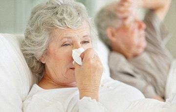 иммунитет у пожилых ослаблен