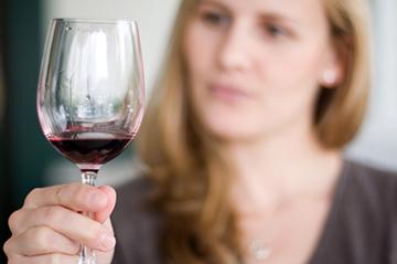женщины и алкоголь