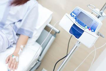химиотерапевтическое лечение заболевания